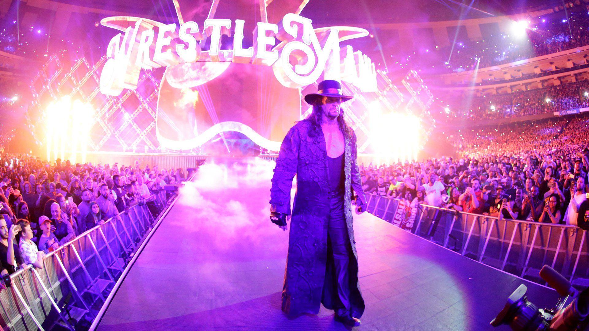 the undertaker's final hurrah