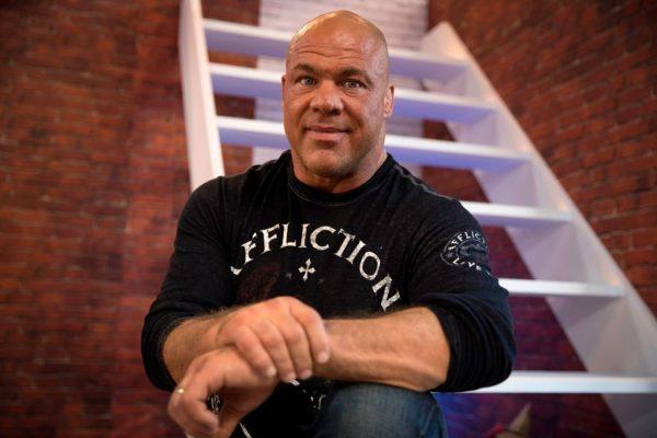 Kurt Angle WWE Departure