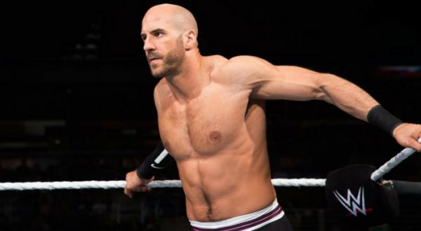 WWE Cesaro
