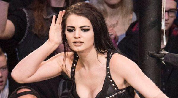 WWE Paige