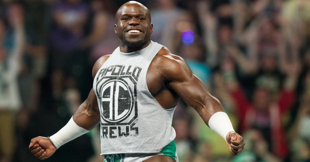 WWE Apollo Crews