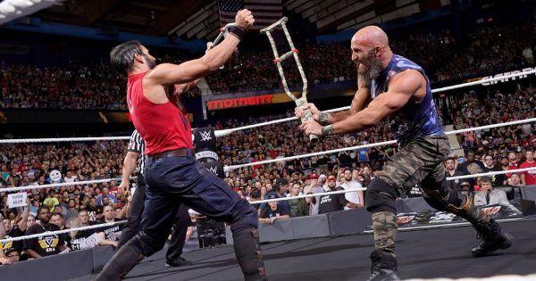 NXT Johnny Gargano and Tommaso Ciampa