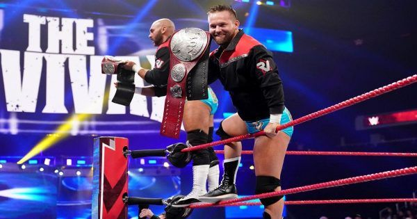 The Revival WWE Backstage
