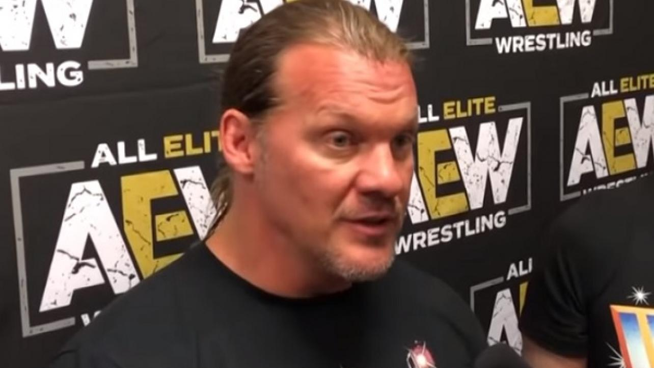 Chris Jericho On WWE Issues + Young Bucks Acknowledge Sami Zayn