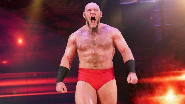 WWE's Plan For Lars Sullivan