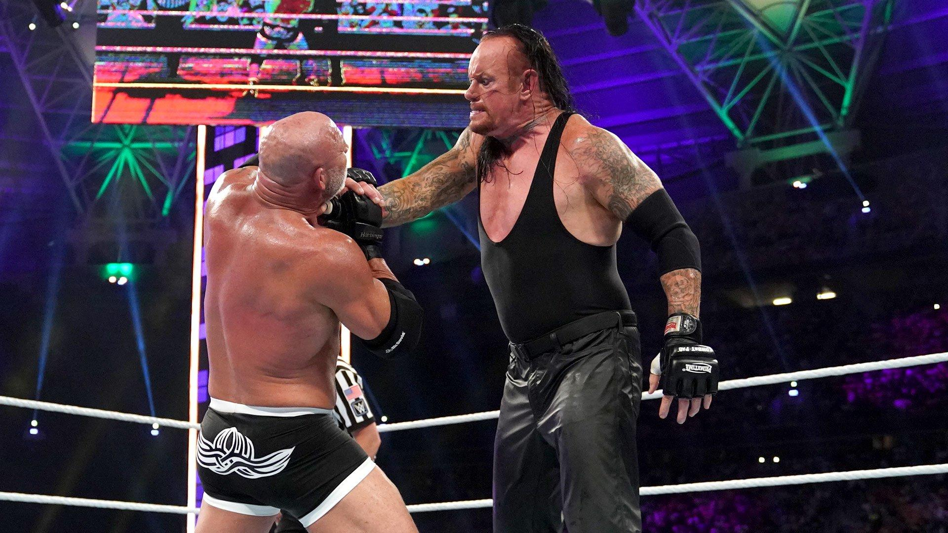 Why Undertaker Kept Wrestling