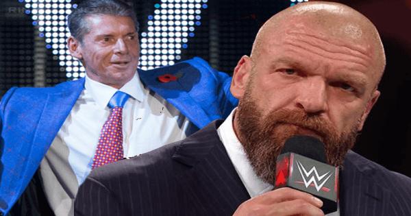 Vince McMahon Triple H WWE ratings