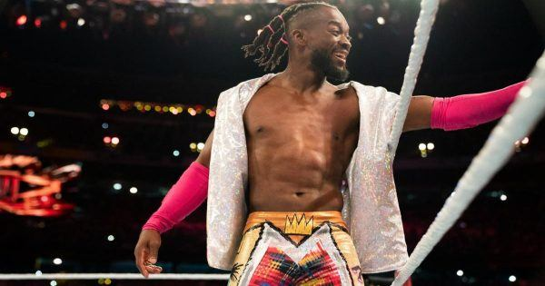 WWE Superstars Kofi Kingston