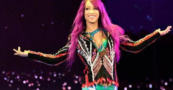 WWE Sasha Banks