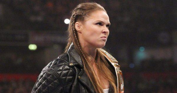 "Ronda Rousey: ""F— Fans"""