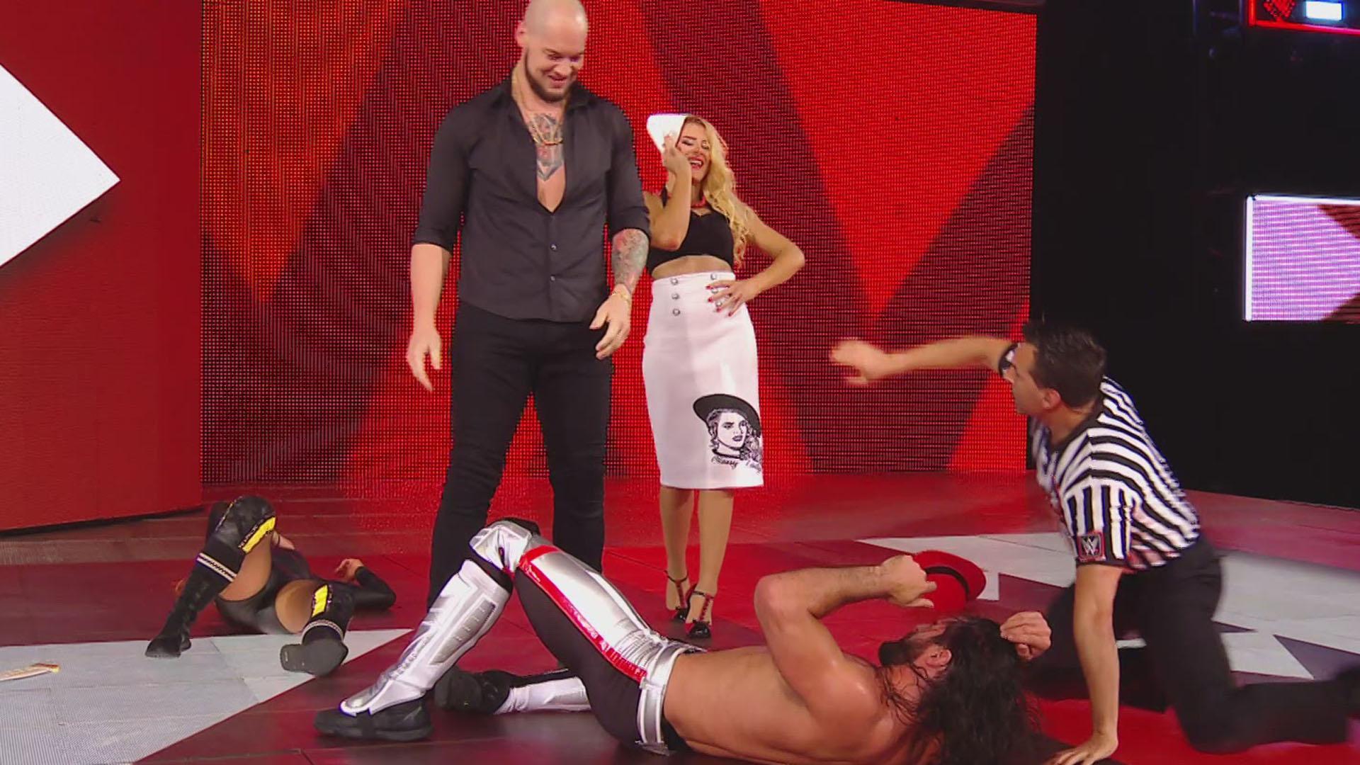 RAW In A Nutshell: Heyman's First Go-Home Show