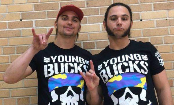 Young Bucks dream matches