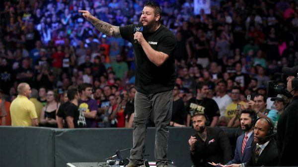 More Kevin Owens And Now Please