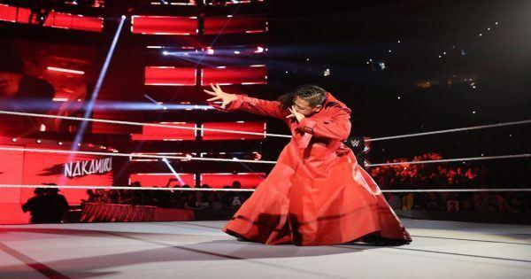 Extreme Rules Shinsuke Nakamura
