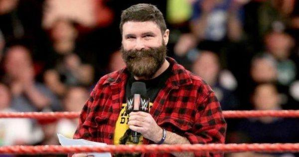 Raw Reunion Mick Foley
