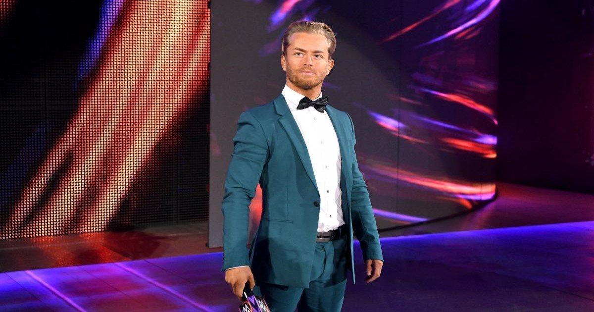 WWE NXT Drake Maverick
