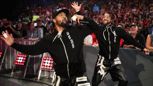 Jimmy Uso Arrested For DUI & WWE Reacts