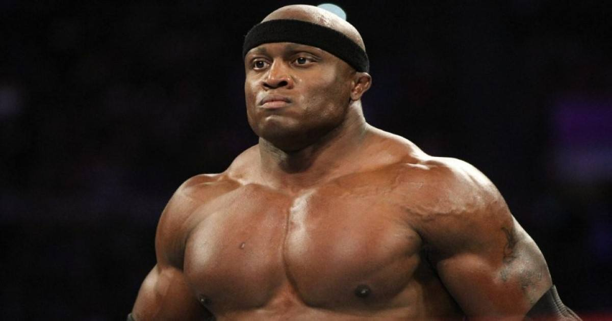 Bobby Lashley WWE superstar draft