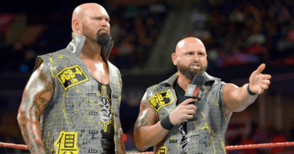 WWE Gallows and Anderson