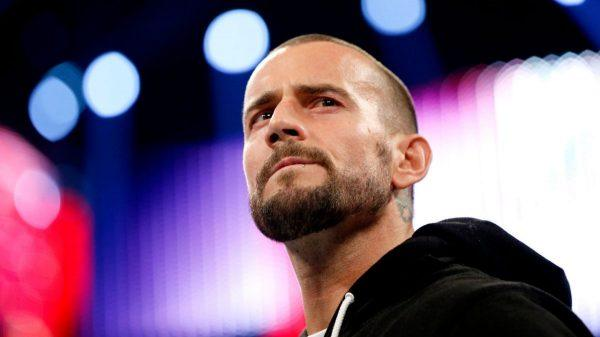 CM Punk's WWE Backstage Return