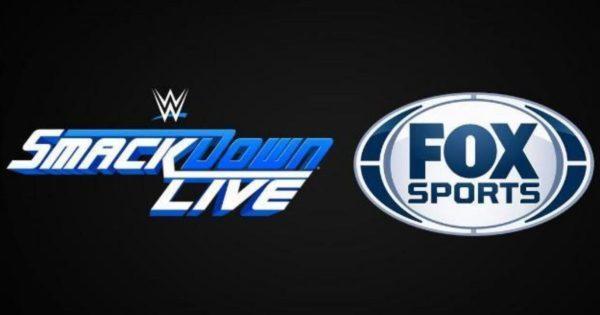SmackDown Live Fox Sports