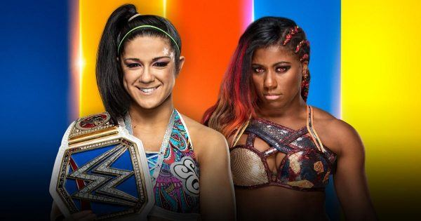 Bayley and Ember Moon