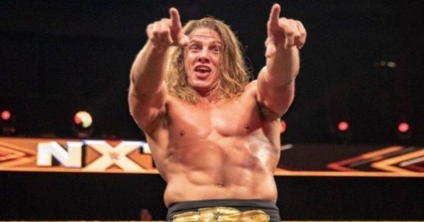 NXT Matt Riddle