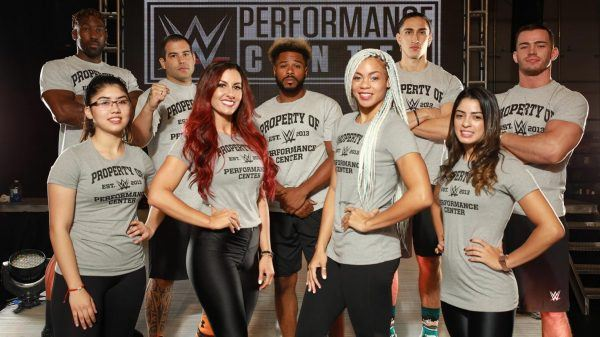 Photos & Bio Of Latest Recruits To Join WWE's Performance Center