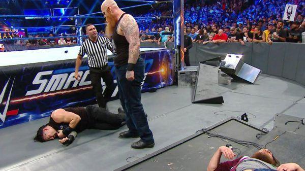 What To Make Of Daniel Bryan, Roman Reigns And Rowan?