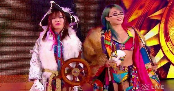 The Kabuki Warriors