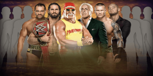 Team Hogan and Team Flair