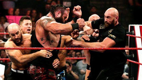 Tyson Fury's WWE Situation