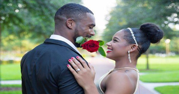 Montez Ford and Bianca BelAir