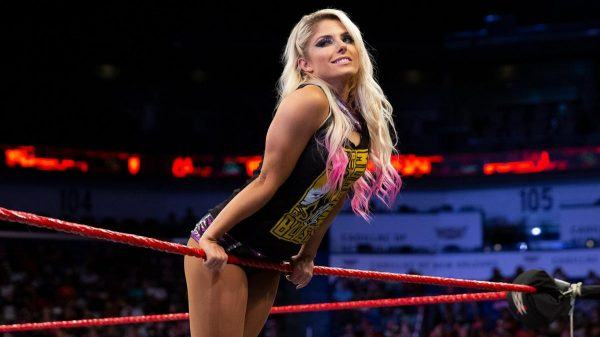 WWE rumors Alexa Bliss