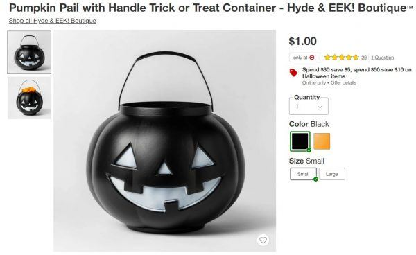 "Target black jack-o-lantern could be next victim of NAACP ""blackface"" claim"
