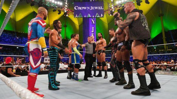 WWE - Travel Woes