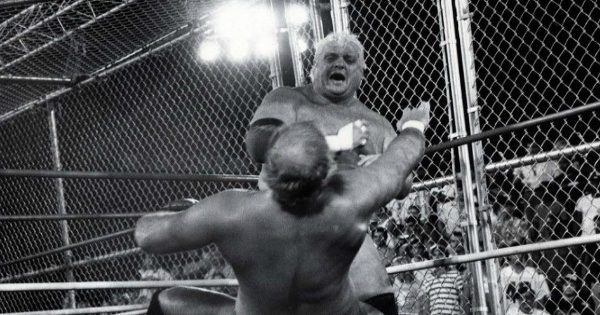Dusty Rhodes in War Games