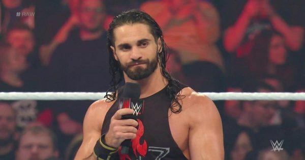 Seth Rollins WWE