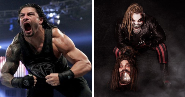 Roman Reigns and The Fiend