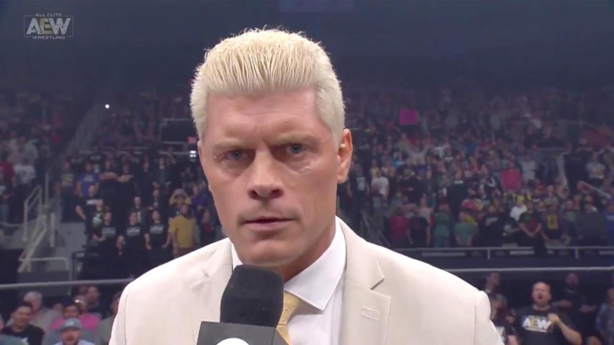 Cody Rhodes Files Trademarks