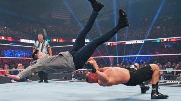 Brock Lesnar On Hiatus