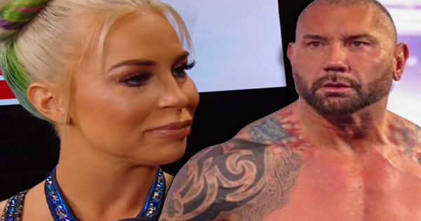 Dana Brooke and Batista