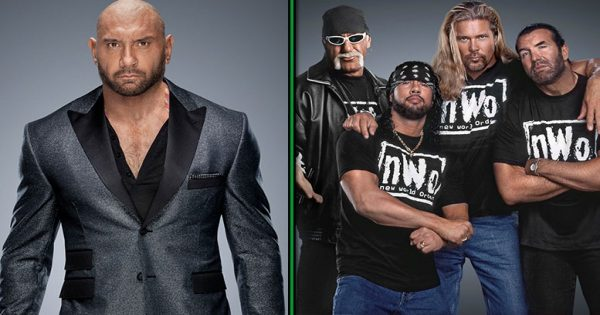 Batista and NWO in 2020 WWE Hall Of Fame?