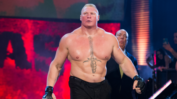 Brock Lesnar Royal Rumble