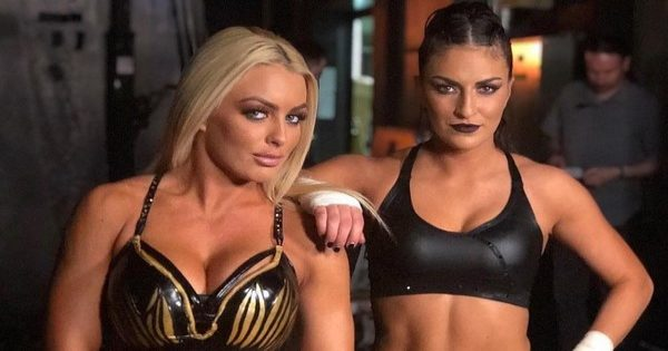 WWE Women's Tag Team Fire and Desire