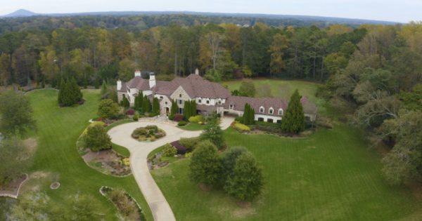 The Rock Georgia Home