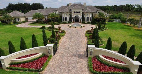 The Rock Florida Mansion