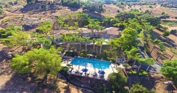 Goldberg California mansion