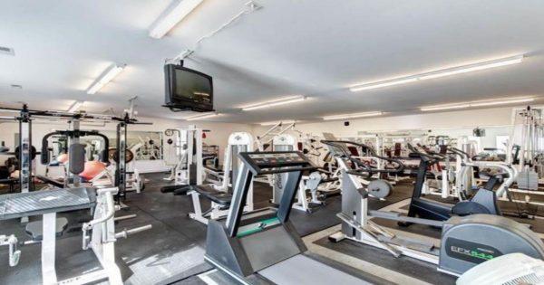 Kane's Gym