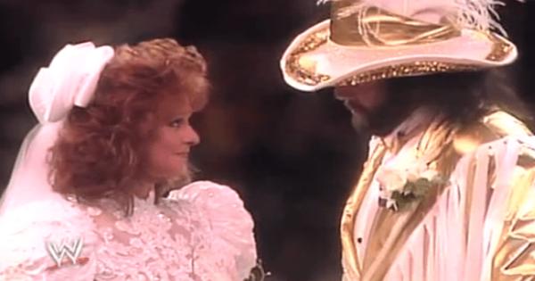 WWE Weddings: Miss Elizabeth and Randy Savage